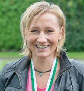 Fr. Renate Götschl Mehrfache Weltmeisterin  und Olympia Teilnehmerin im Alpinen Schi Weltcup