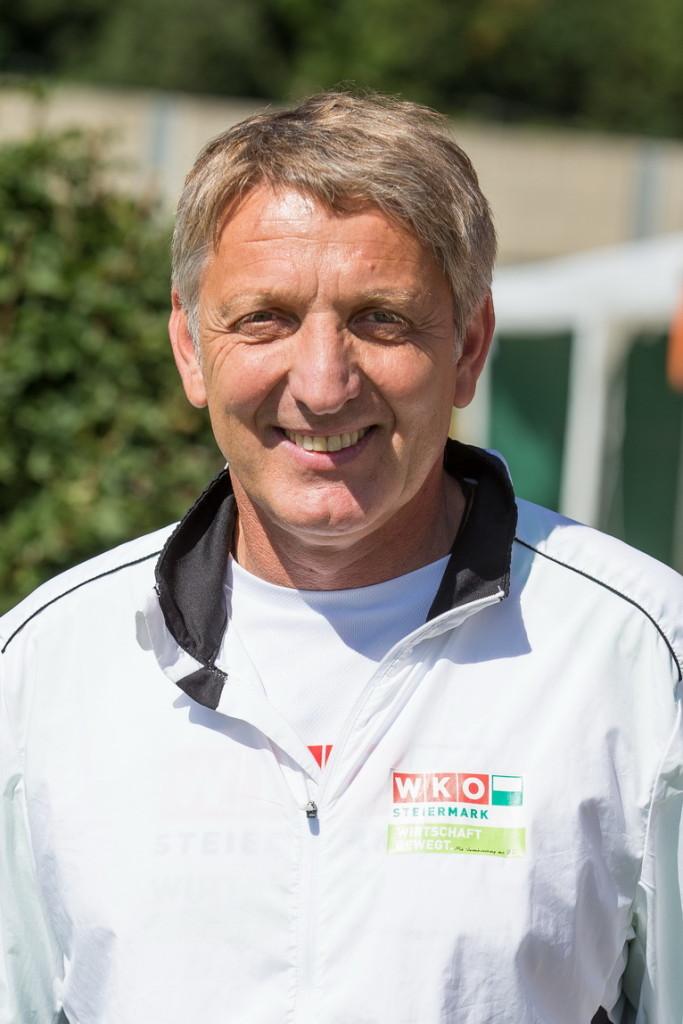 Hr. Ing. Josef Herk, PrŠsidŠnt  der stmk. Wirtschaftskammer