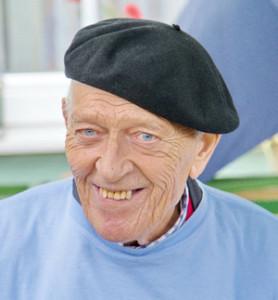 Hr. Horst Senekowitsch, Bewohner